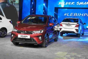 Perodua: We were not consulted on excise duty change, still studying impact of increase in car prices