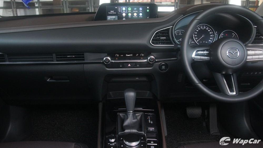 2020 Mazda CX-30 SKYACTIV-G 2.0 Interior 003