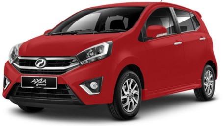 2018 Perodua Axia Standard E 1.0 MT Price, Reviews,Specs,Gallery In Malaysia | Wapcar