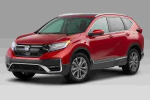 Honda CR-V facelift revealed in U.S. without much changes