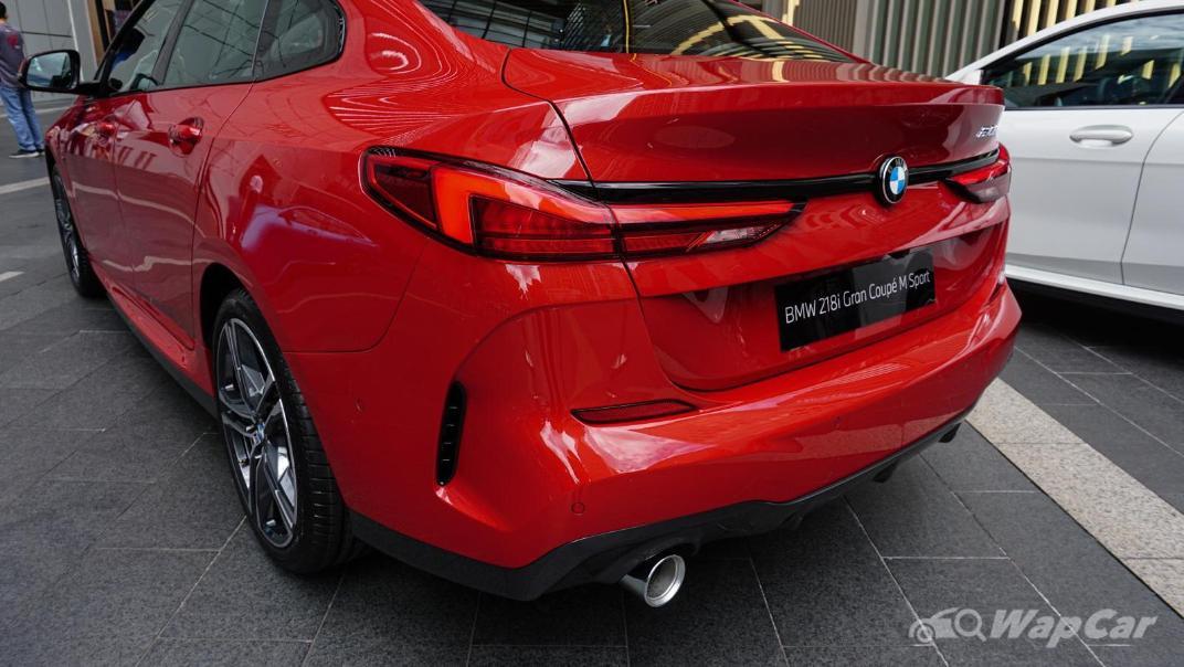 2020 BMW 2 Series 218i Gran Coupe Exterior 044