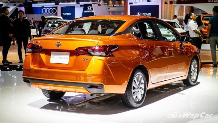 2020 Nissan Almera Public Exterior 004