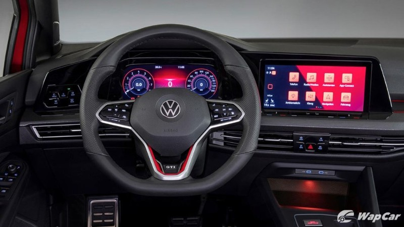 Future VW products to follow Golf Mk8's cue for meter design 02