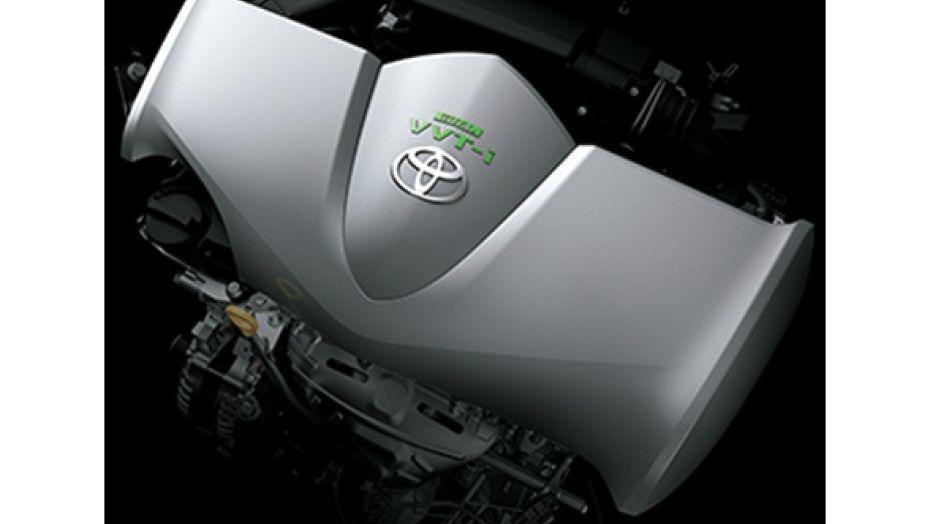 Toyota Sienta (2018) Interior 006