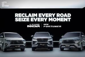 Toyota Fortuner dan Toyota Innova 2021 dilancarkan di Indonesia! Bakal hadir di Malaysia tahun 2022?