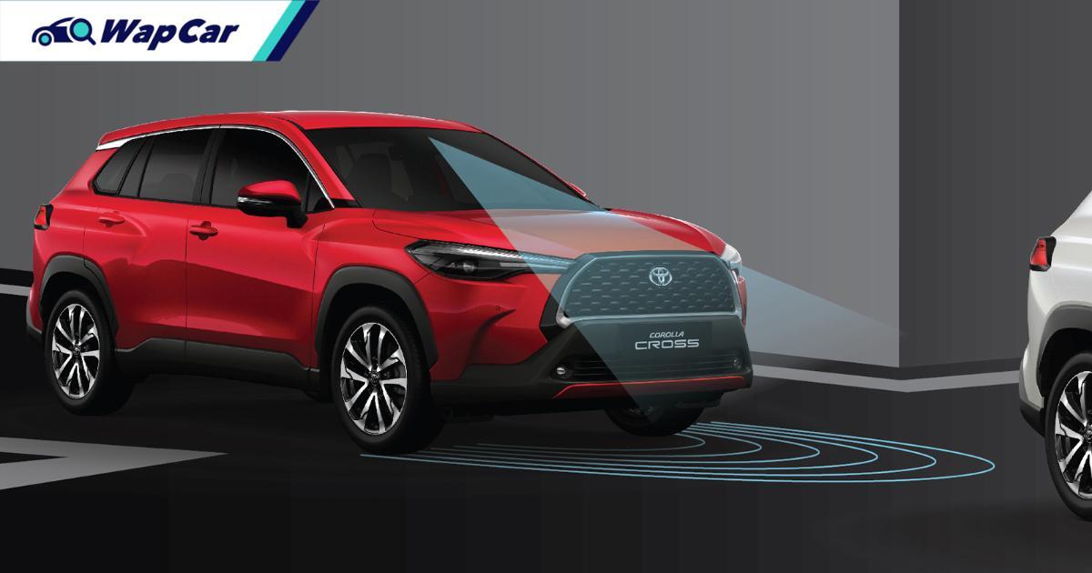 2021 Toyota Corolla Cross' TSS 2.0 detailed; better choice than the HR-V? 01