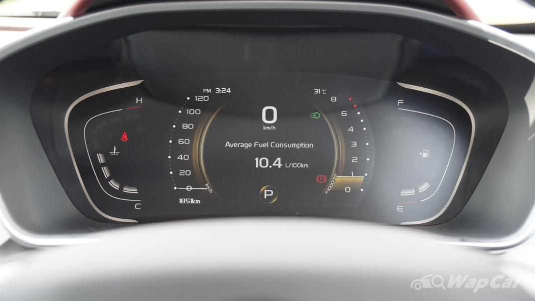 2020 Proton X50 1.5T  Flagship Interior 011