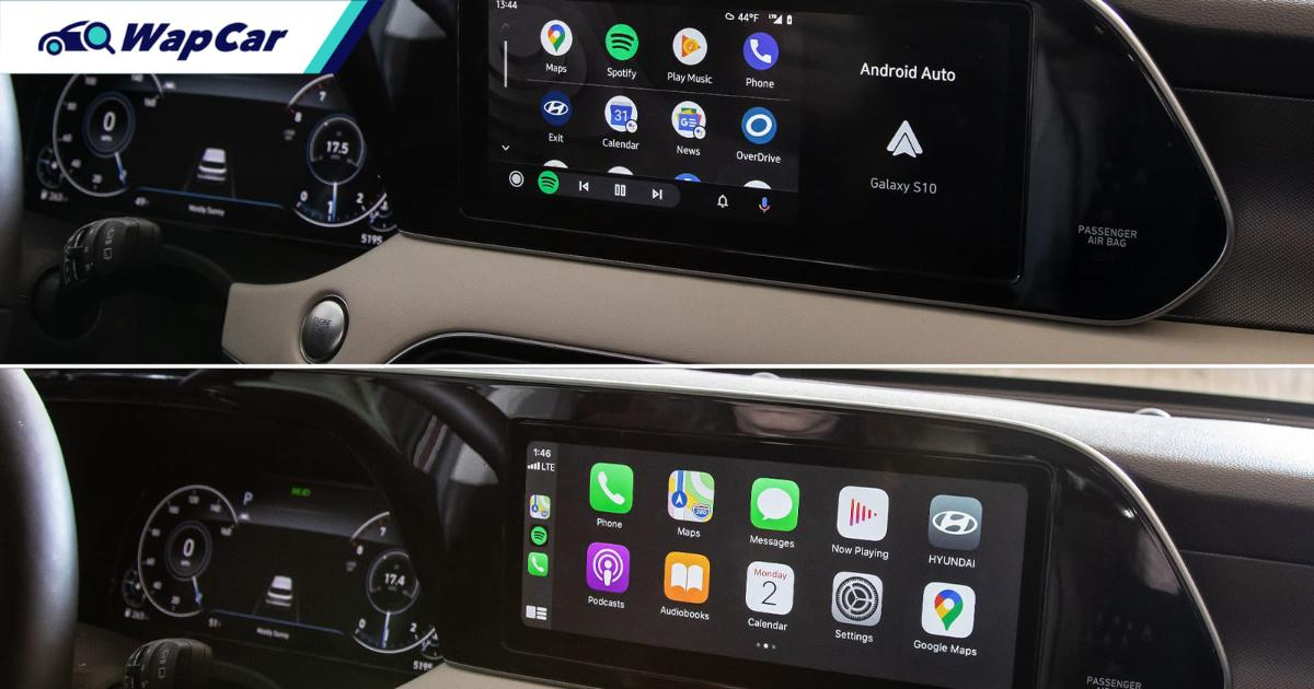 Kenapa kereta anda wajib ada Apple CarPlay dan Android Auto? Ini sebabnya 01