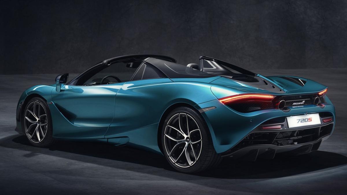 McLaren 720S(2019) Exterior 006