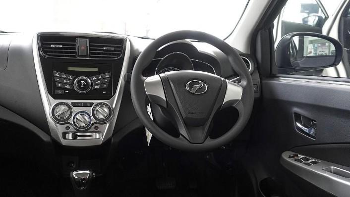 2018 Perodua Axia SE 1.0 AT Interior 003
