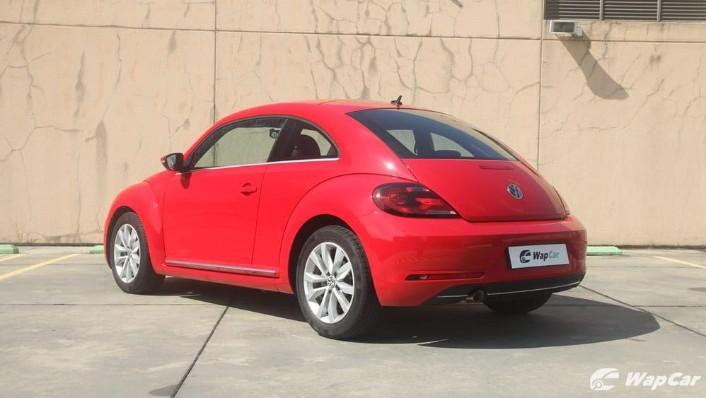 2018 Volkswagen Beetle 1.2 TSI Sport Exterior 007