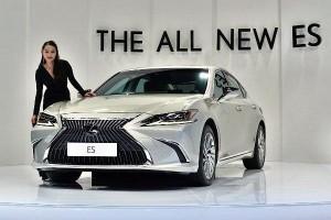 Audi A6 falls behind Lexus ES in global sales rankings