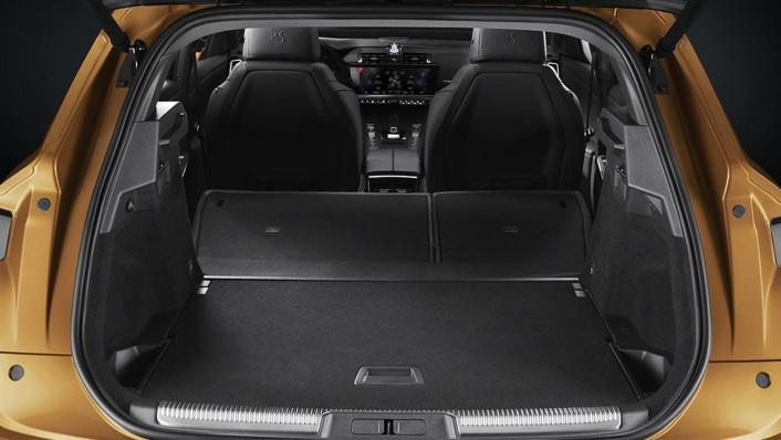 2020 Citroen DS7 Crossback 1.6L Interior 005