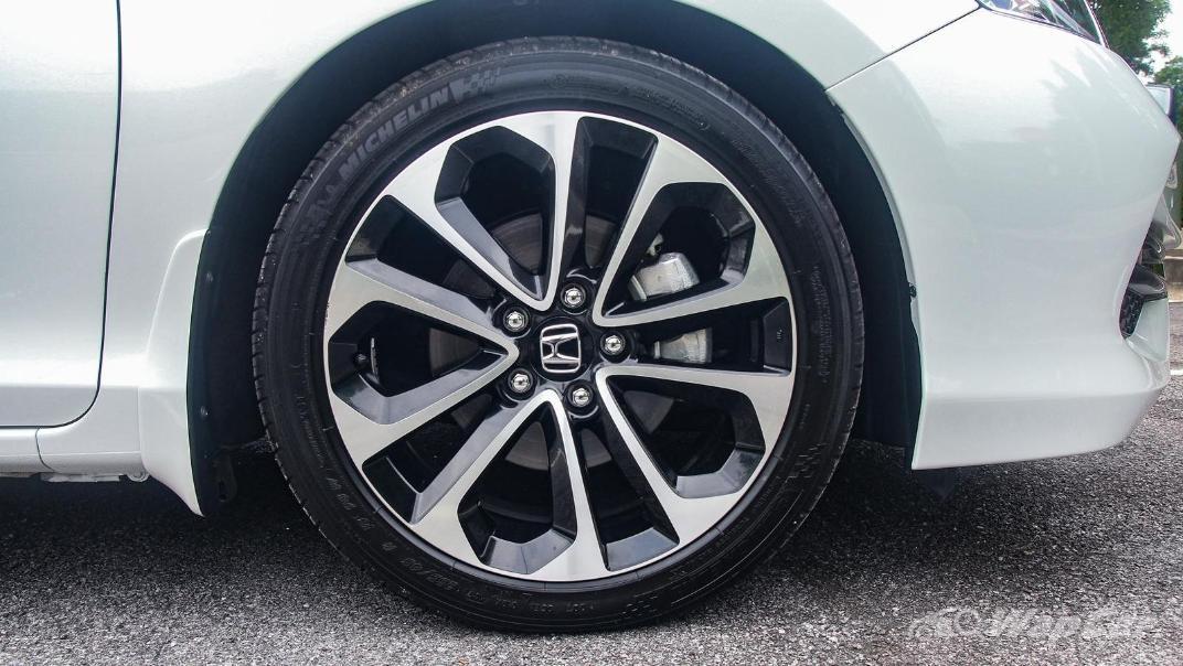 2018 Honda Accord 2.4 VTi-L Advance Exterior 061