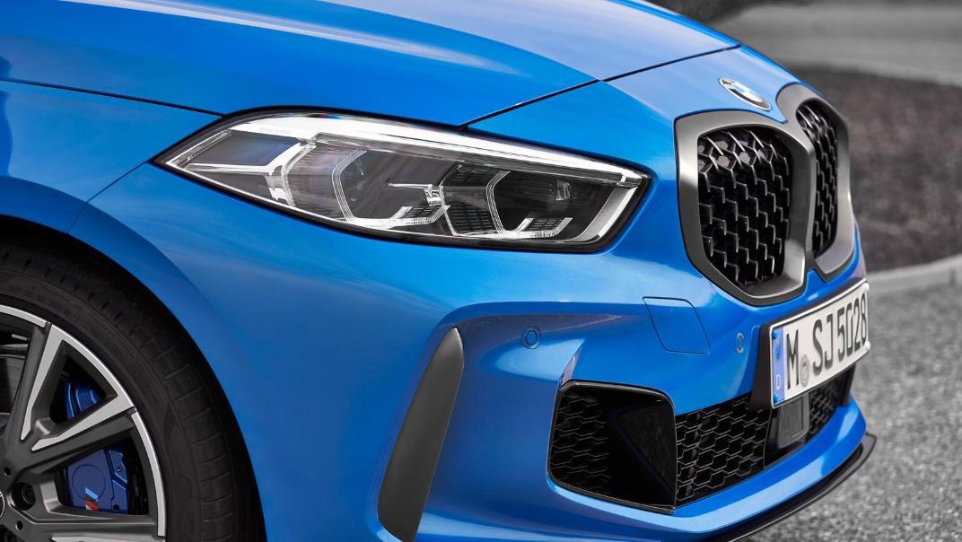 2020 BMW 1 Series M135i xDrive Exterior 011
