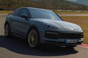 Faster than the Urus, meet the 640 PS, 850 Nm Porsche Cayenne Turbo GT