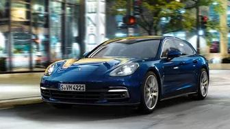 Porsche Panamera(2019) Exterior 007