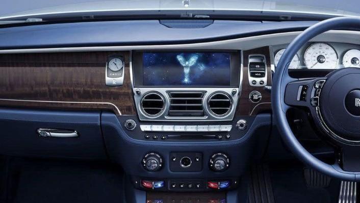 2010 Rolls-Royce Ghost Ghost Interior 002