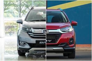 Honda BR-V generasi kedua / Honda WR-V bakal menjadi produk kilang Honda di Indonesia?