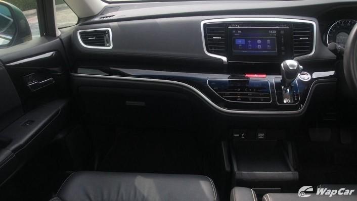 2018 Honda Odyssey 2.4 EXV Interior 003