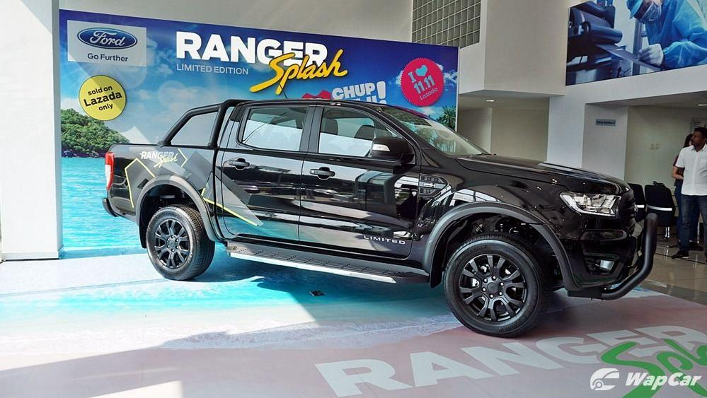 2019 Ford Ranger 2.0L XLT Limited Edition Exterior 002