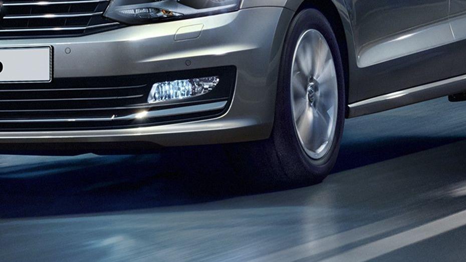 Volkswagen Vento (2018) Exterior 013