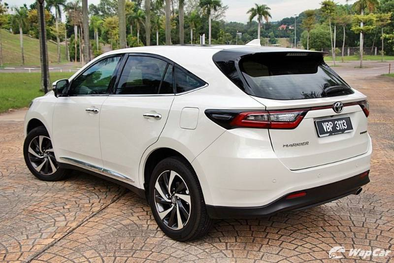 Toyota Harrier, buy a recond and save over RM20k or buy an official import? 02