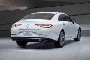The Mercedes-Benz CLS 260 is so stylish, there's little left for power – 1.5L turbo, 184 PS