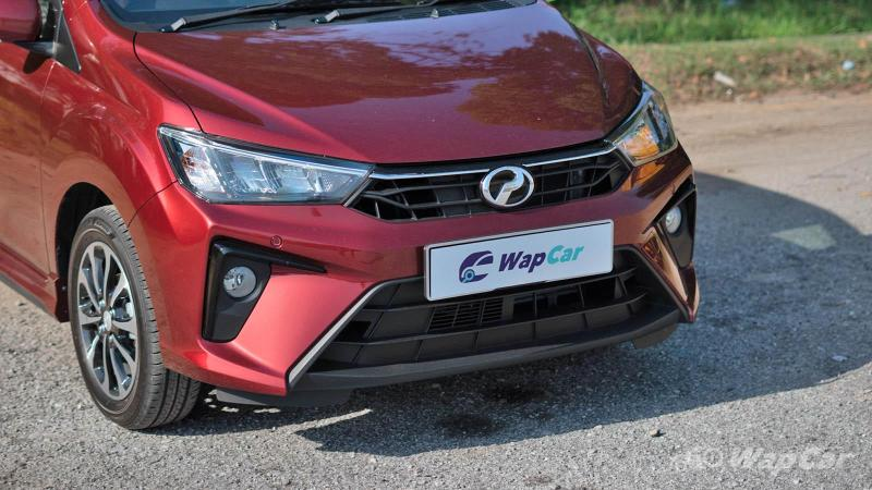 Pros and Cons: 2020 Perodua Bezza – Excellent fuel economy but why the fixed steering? 02