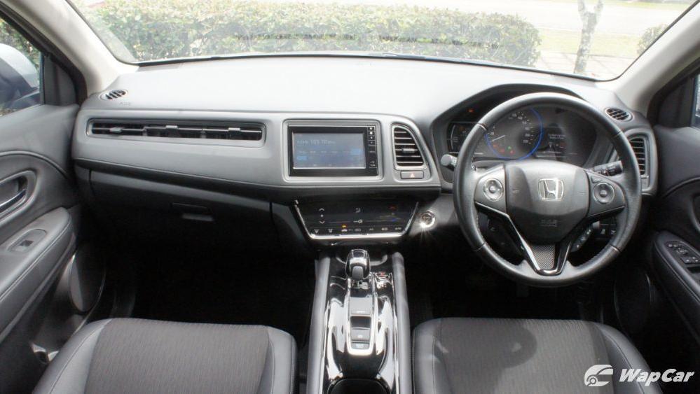 2019 Honda HR-V 1.5 Hybrid Interior 089
