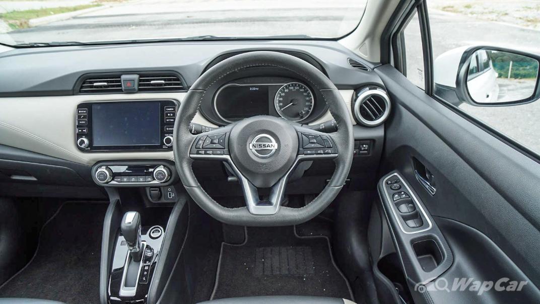 2020 Nissan Almera 1.0L VLT Interior 002