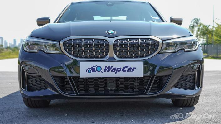 2020 BMW M3 M340i xDrive Exterior 009