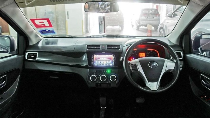 2018 Perodua Bezza 1.3 Advance Interior 001