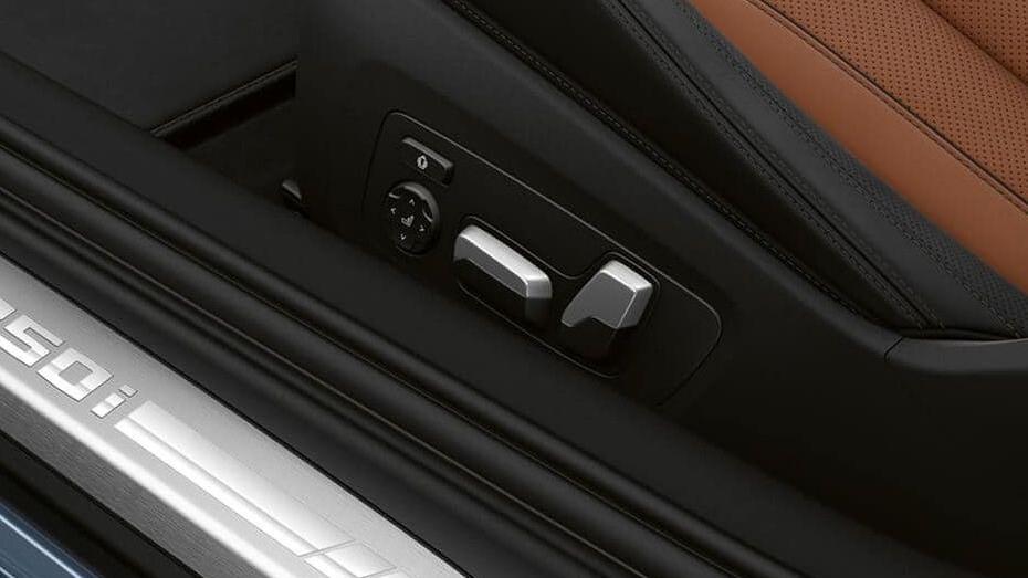 BMW 8 Series (2019) Interior 009
