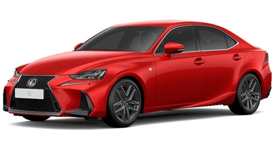Lexus IS (2018) Others 005