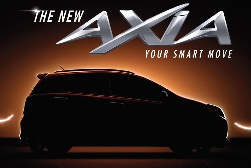 From concept to production: Perodua GMA Space concept to Perodua Axia   02