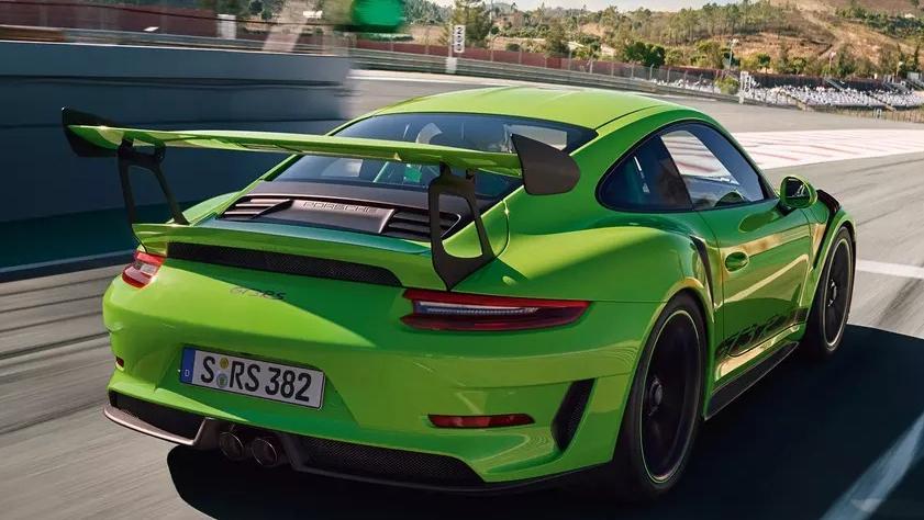 2019 Porsche 911 GT3 RS Exterior 003