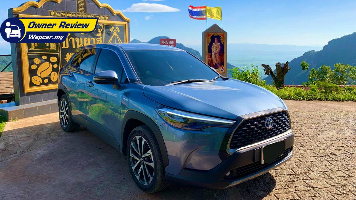 Owner Review: This car bring enough safety and comfort for my girls when traveling - My 2020 Corolla Cross Hybrid Premium 01