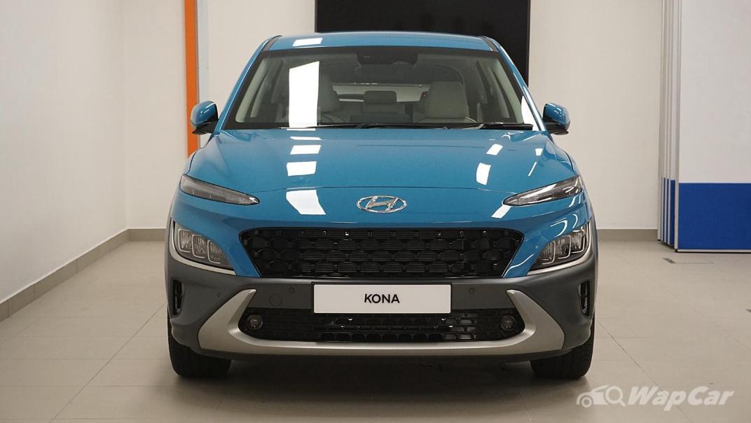 2021 Hyundai Kona 2.0 Active Exterior 001