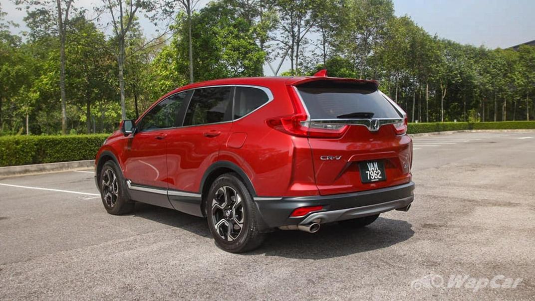 2019 Honda CR-V 1.5TC Premium 2WD Exterior 007