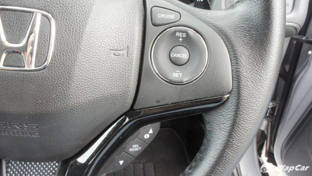 2019 Honda HR-V 1.5 Hybrid Interior 093