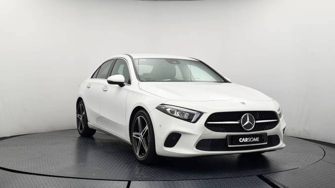 2019 Mercedes-Benz A 200 1.3