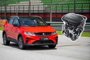 Proton X50 1.5L Turbo has an award winning engine, so what's the big deal?