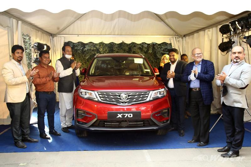 Proton X70 is ready for exports, but these Chinese rivals will hinder its progress 02