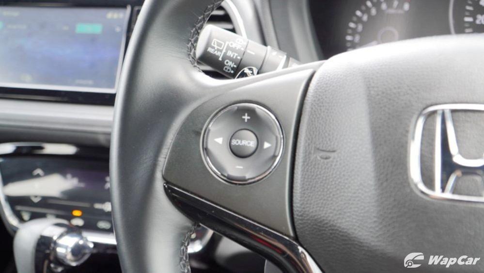 2019 Honda HR-V 1.8 RS Interior 008