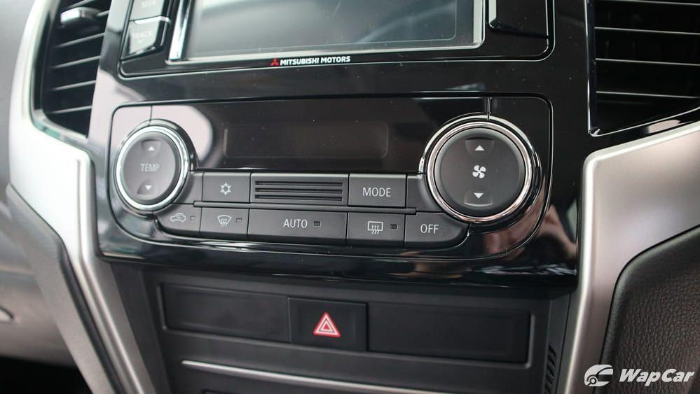 2019 Mitsubishi Triton VGT Adventure X Interior 014