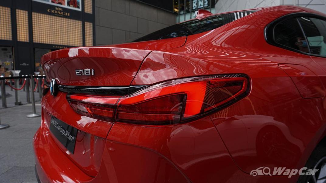2020 BMW 2 Series 218i Gran Coupe Exterior 050