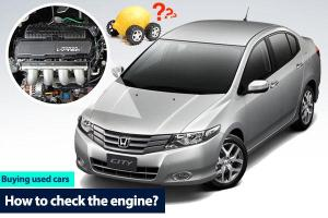Used car shopping: 6 tips for checking the engine