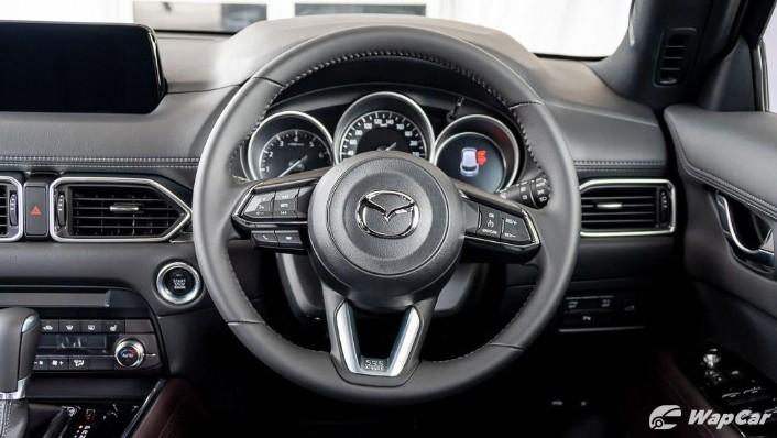 Mazda CX-8 Public (2019) Interior 003