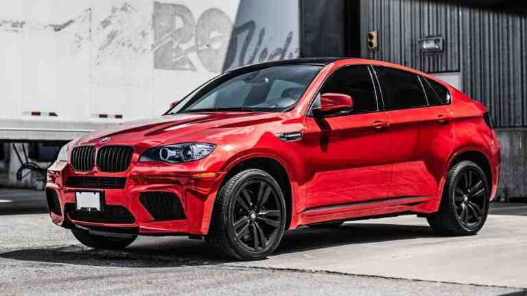 BMW X6 M (2019) Exterior 001